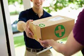 Medical courier service