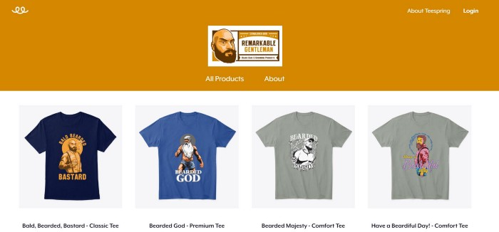 Make money with t shirts