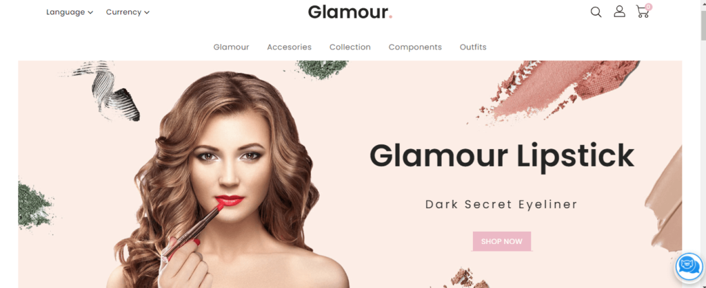 cosmetic stores