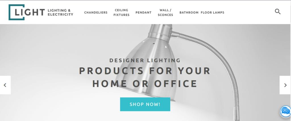 light Opencart ecommerce themes