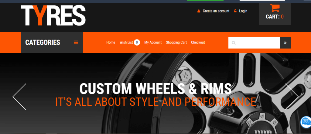 wheels and types